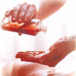 Anwendung der Johanniskrautöle