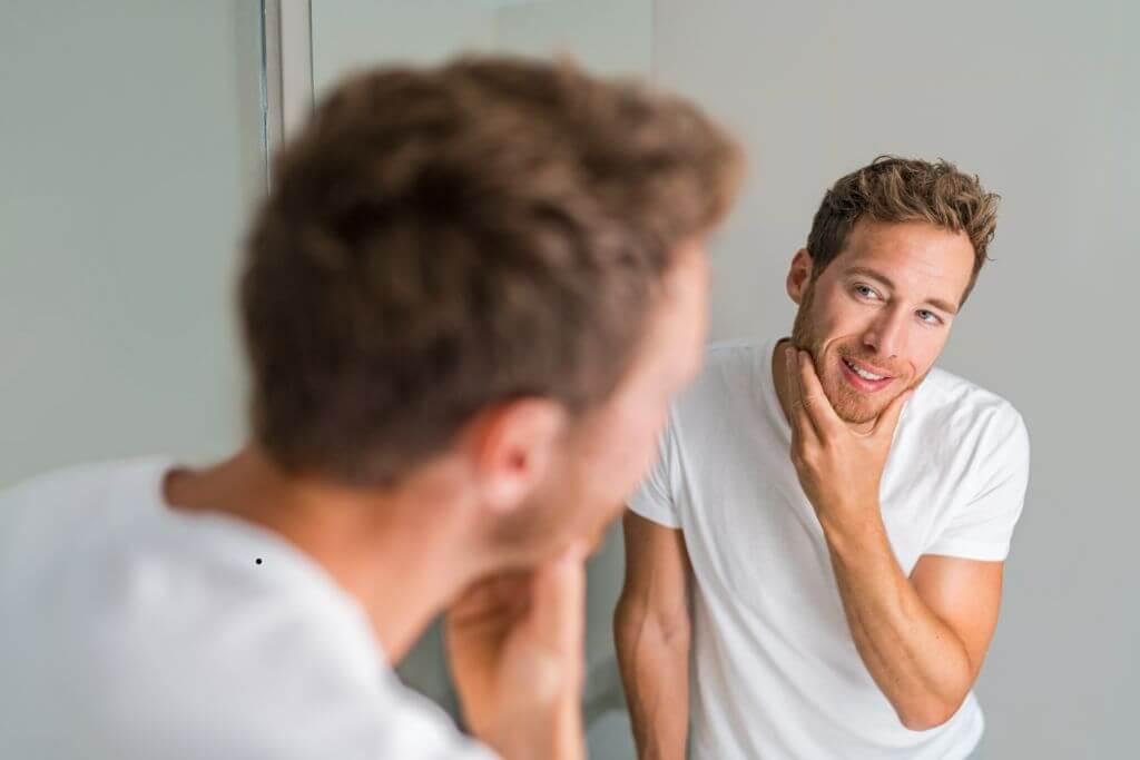 alkoholfreies Anti-Aging Serum Elisir auch als perfekte Männerpflege